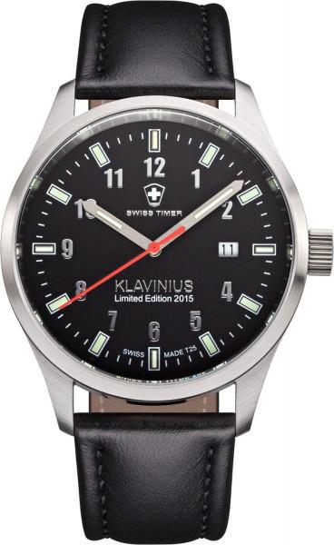Swiss Timer Trapper KLAVINIUS TR.6201.986.1.7