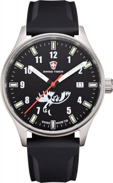 Swiss Timer Trapper TR.5101.957.1.3