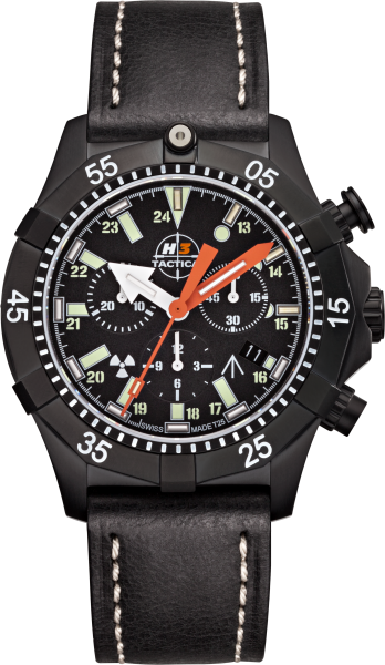H3 Tactical Commander Chronograph H3 Uhr H3.3022.716.8.7