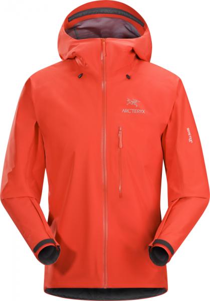 Arcteryx Alpha FL Jacket Men's Magma