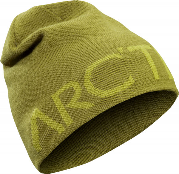 Arcteryx Word Head Long Toque Olive Amber Everglade