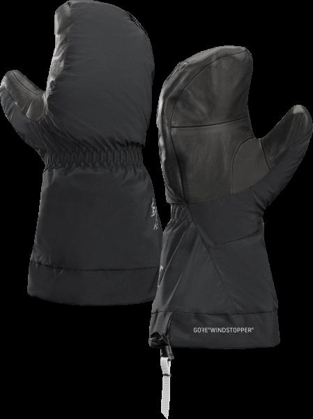 Ein robuster Handschuh für das Alpinklettern