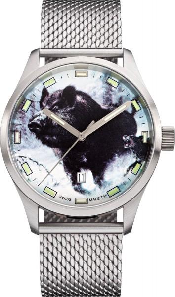 Swiss Timer Trapper TR.5101.951.1.1