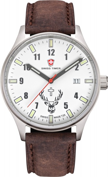 Swiss Timer Trapper TR.5101.959.1.7