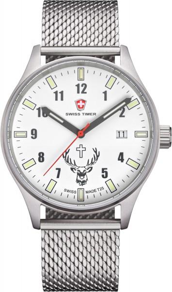 Swiss Timer Trapper TR.5101.959.1.1