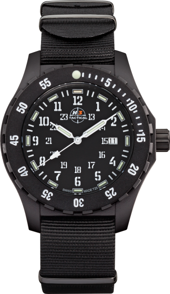 H3 TACTICAL Trooper Carbon H3 Uhr