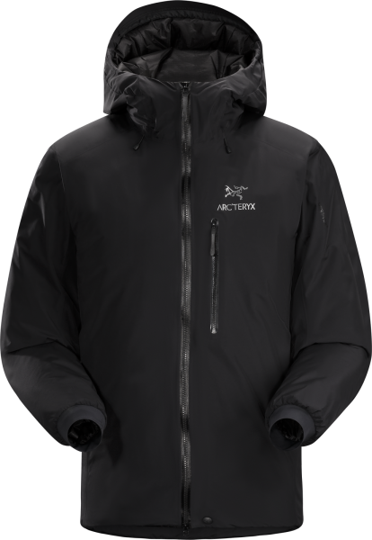 Arcteryx Alpha IS Jacket Men's Black