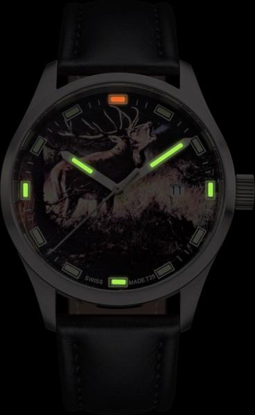 Swiss Timer Nachtansicht TR.5101.950.1.7