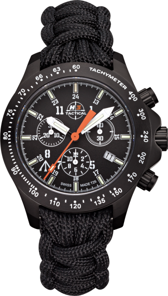 H3 Tactical Trooper Chronograph H3 Uhr H3.3422.601.1.8
