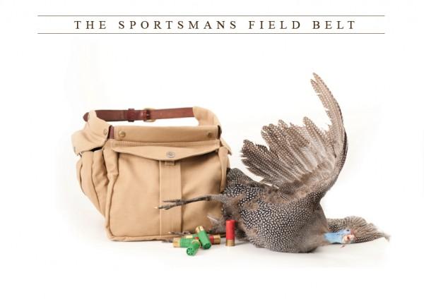 Melvill & Moon Sportsman's Field Belt
