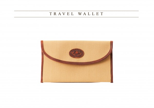 Melvill & Moon Travel Wallet