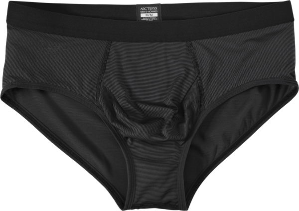 Arcteryx Phase SL Brief  Men's Black