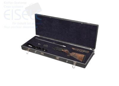 Eisele Waffenkoffer EXCLUSIVE R 93 - R8 CLAYSHOT silver vain (8.383.5)