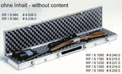 Eisele Gewehrkoffer RIF / S 1080 (8.240.0)