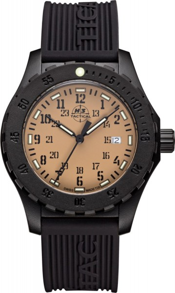 H3 TACTICAL Trooper Carbon Coyote H3 Uhr H3.3302.784.1.3