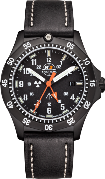 H3 TACTICAL Commander GMT H3 Uhr