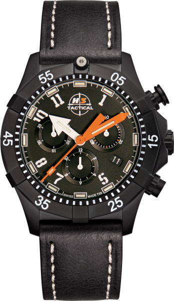 H3 Tactical Commander Sport Chronograph H3 Uhr H3.3022.731.1.7