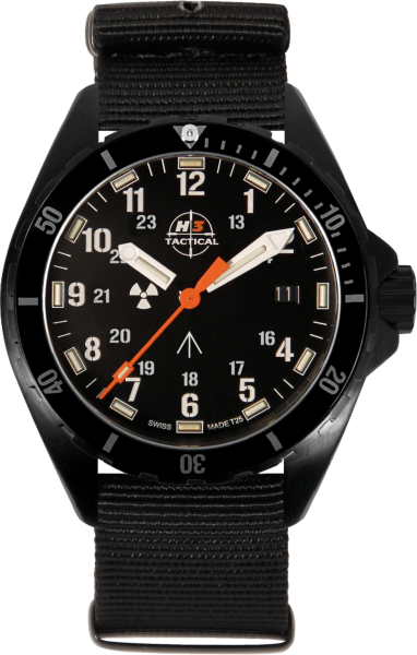 H3 TACTICAL Trooper Diver H3 Uhr H3.3102.788.1.4