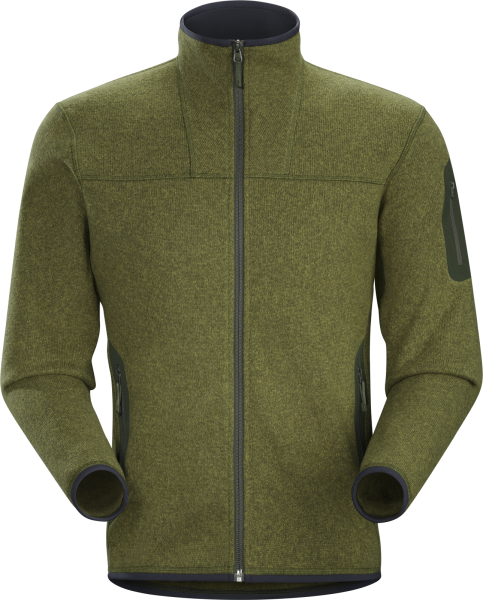 Arcteryx Covert Cardigan Men's Dark Moss