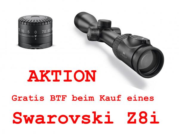 Swarovski Z8i 2-16x50 P inclusive gratis Ballistik-Turm BTF
