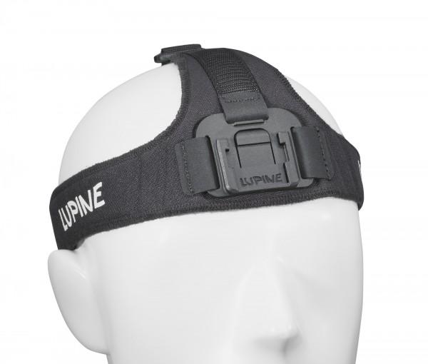 Lupine HD FrontClick Stirnband