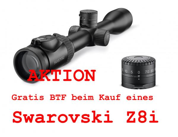 Swarovski Z8i 3,5-28x50 P inclusive gratis Ballistik-Turm BTF