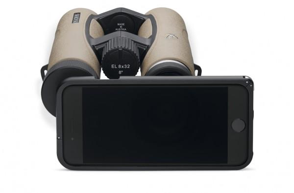 Swarovski I-Phone 7 Adapter PA-i7 mit Fernglas