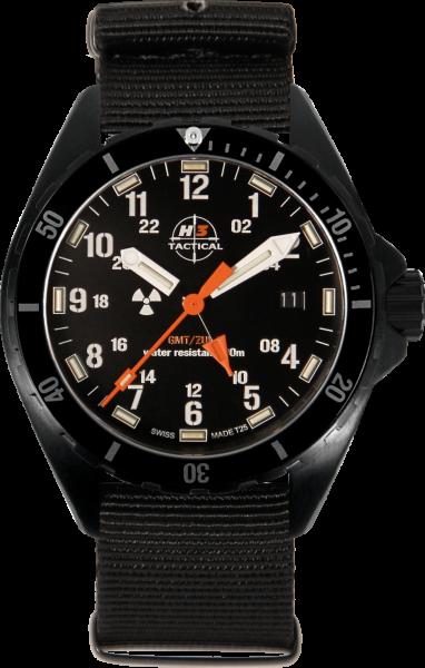 H3 TACTICAL Trooper Diver GMT H3 Uhr H3.3112.789.1.4