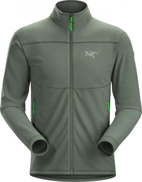 Arcteryx Delta LT Jacket Men's Nautic Grey
