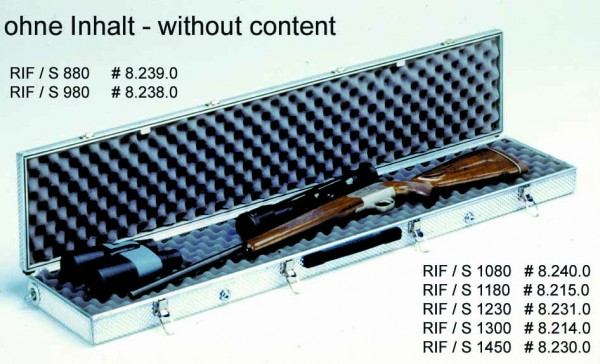 Eisele Waffenkoffer RIF  S 1230 (8.231.0)
